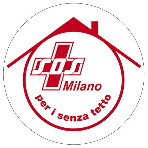 Logo SOS per i senza tetto